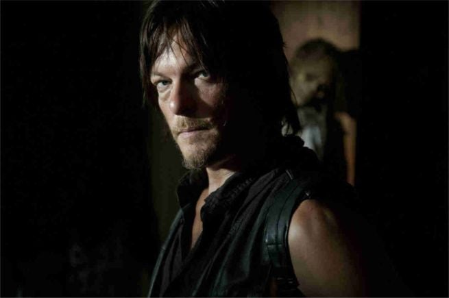Dixon Comic I Norman Reedus Amp The Walking Dead Pinterest