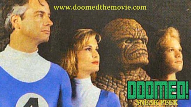Doomed Fantastic Four