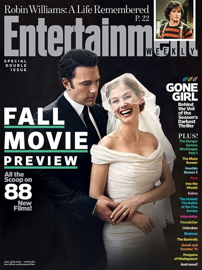 Ben Affleck Over Robin Williams On Entertainment Weekly Newsstand Cover Draws Criticism