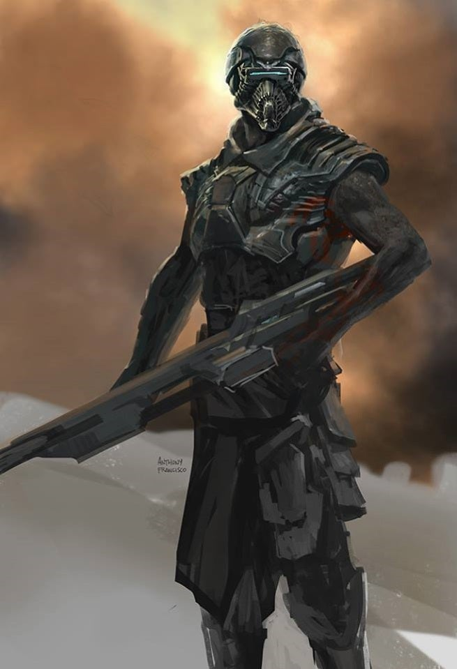 Guardians Of The Galaxy Concept Art Featuring Baby Groot ...