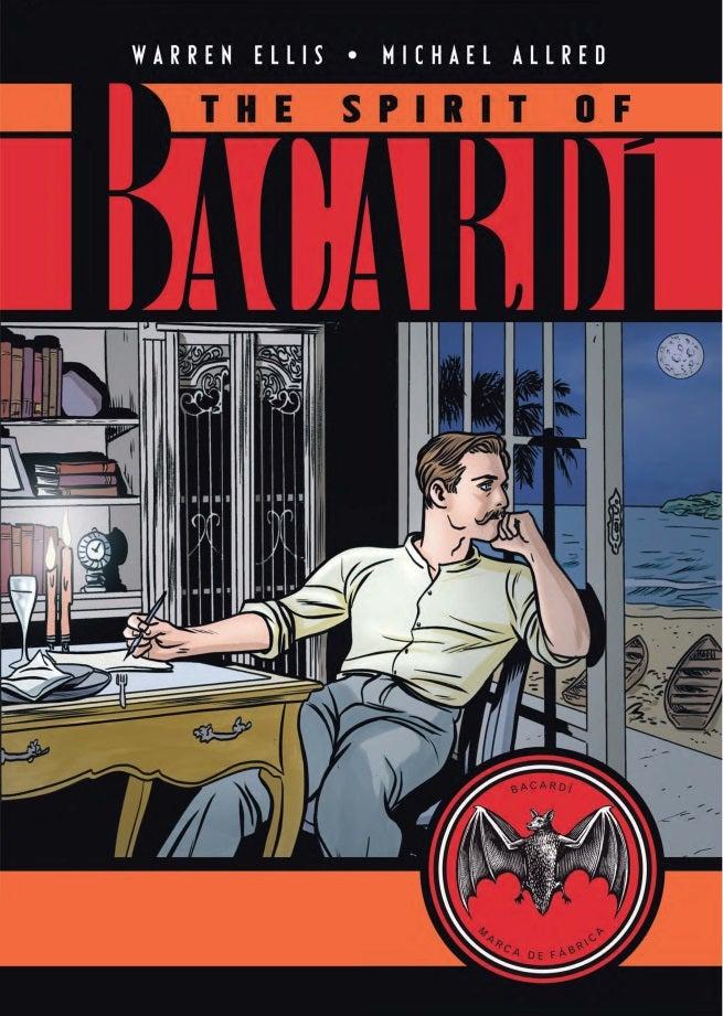 Resultado de imagem para the spirit of bacardi