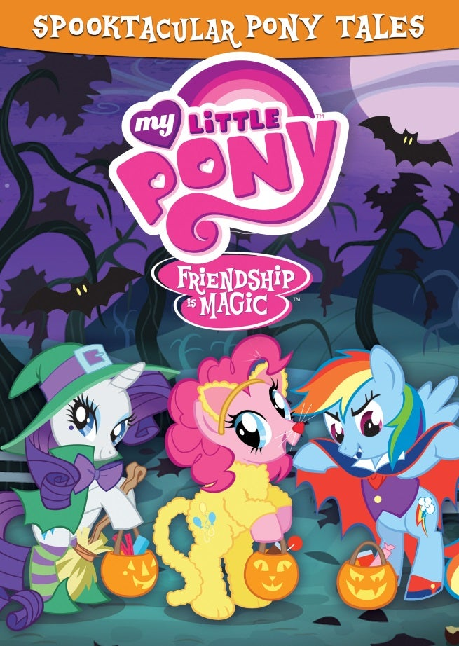 my little ponyfriendship is magic spooktacular pony
