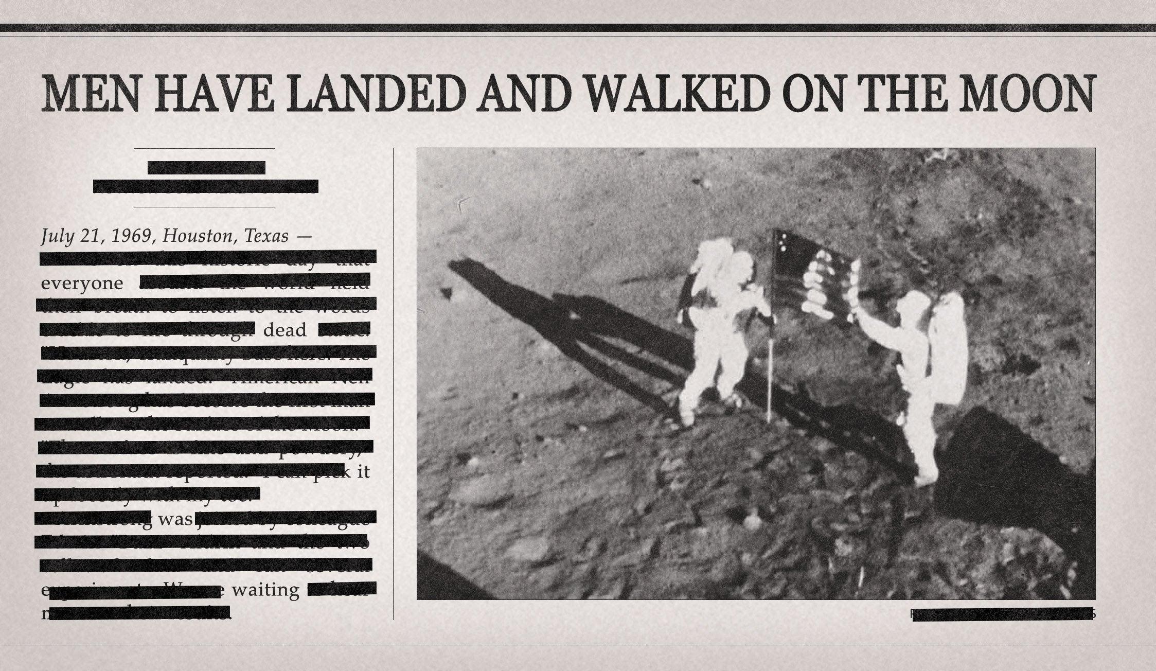 BOOM! Studios Teases Moon Landing Hoax Comic