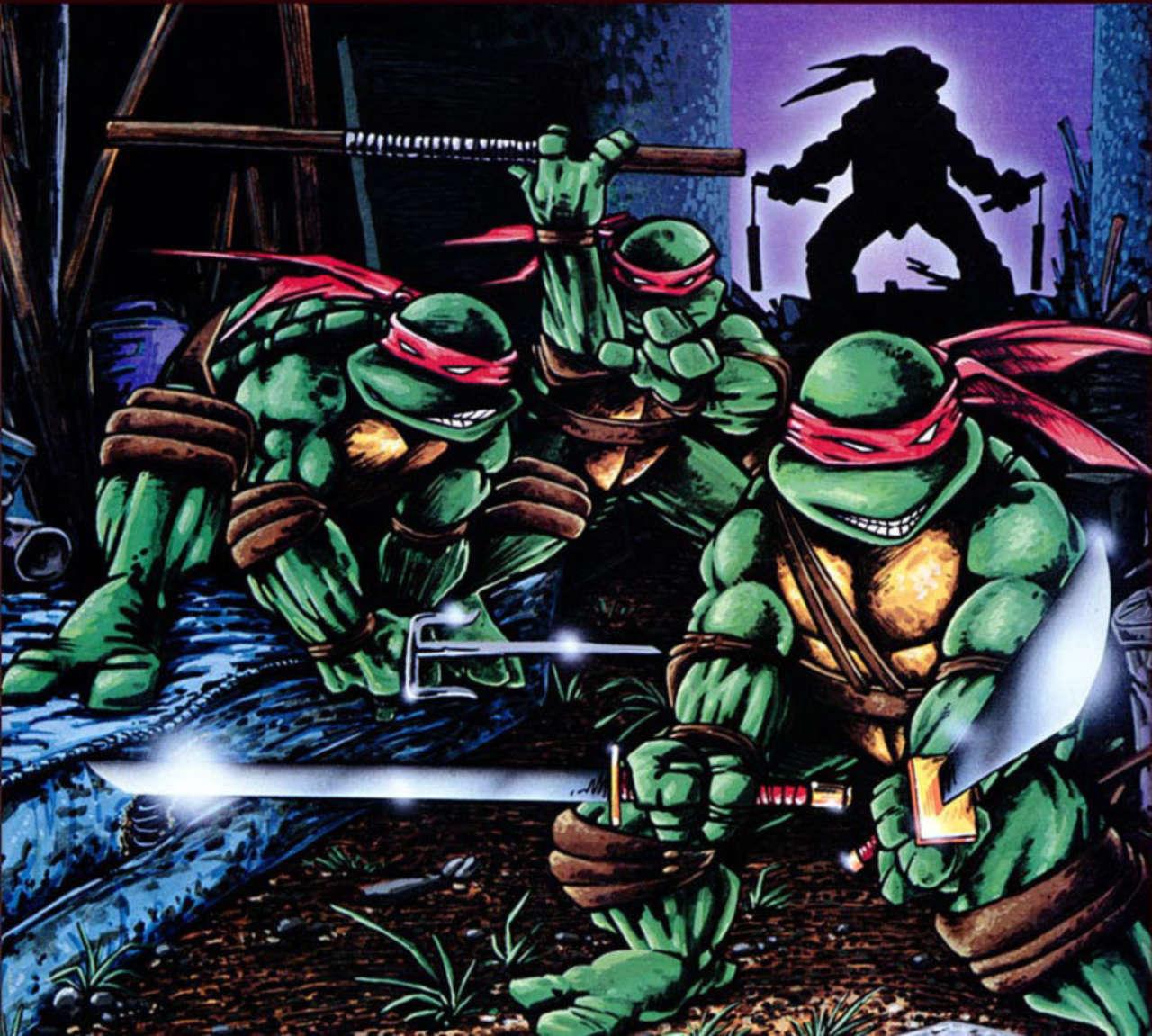 8 crazy moments from the original teenage mutant ninja turtles