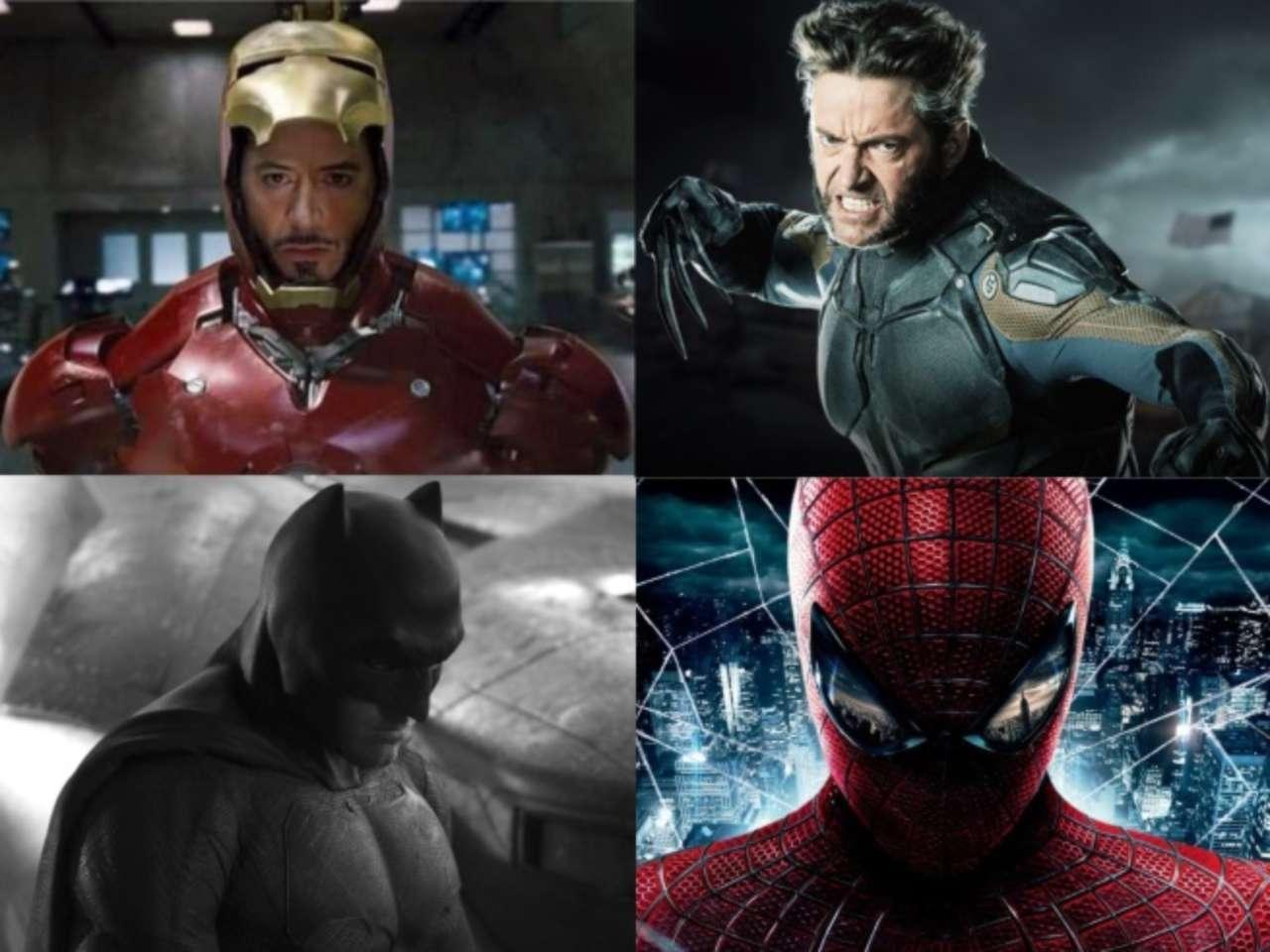marvel movies list
