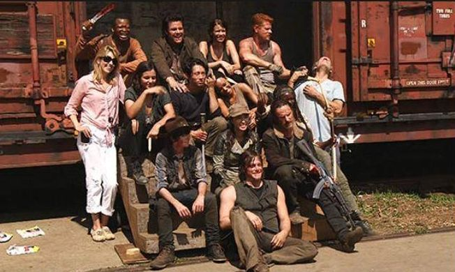 Walking Dead Season 5 Deutsch