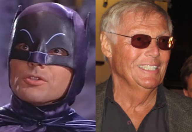 Adam West Adam West Batman
