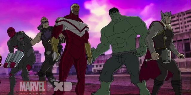 Avengers Assemble The ARsenal