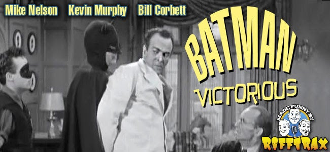 As Mystery Science Theater 3000 Releases 80 Episodes Online, Rifftrax Has Three New Batman Shorts