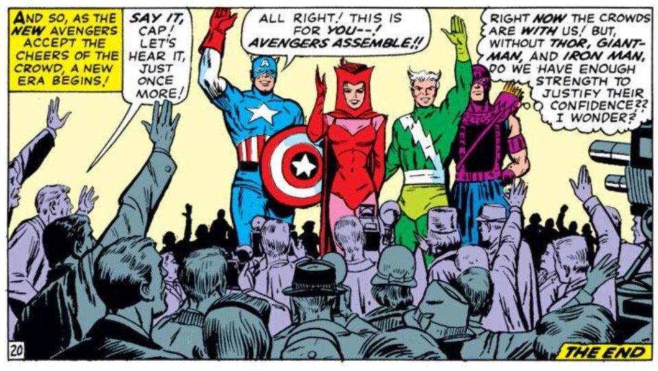 Captain-America-Kooky-Quartet