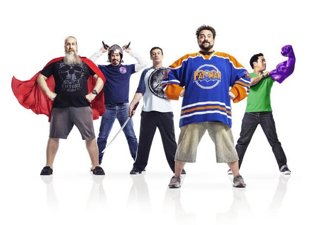 Kevin Smith's Comic Book Men Season 5 To Premiere On October 18