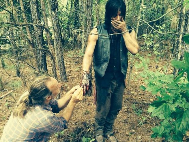 Dary Dixon The Walking Dead Season 5