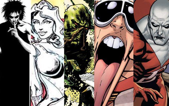 DC Movies Domain Names