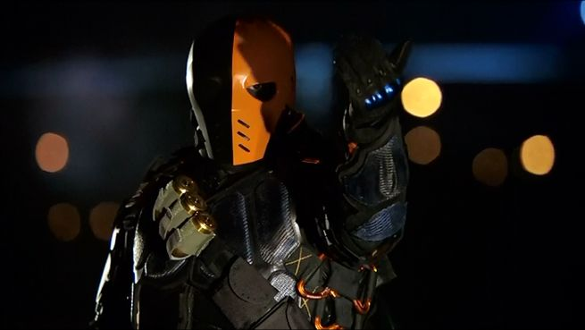 Deathstroke Arrow