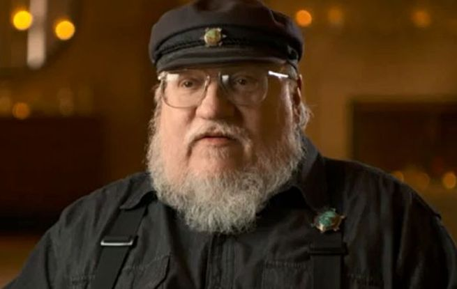 george rr martin birthday