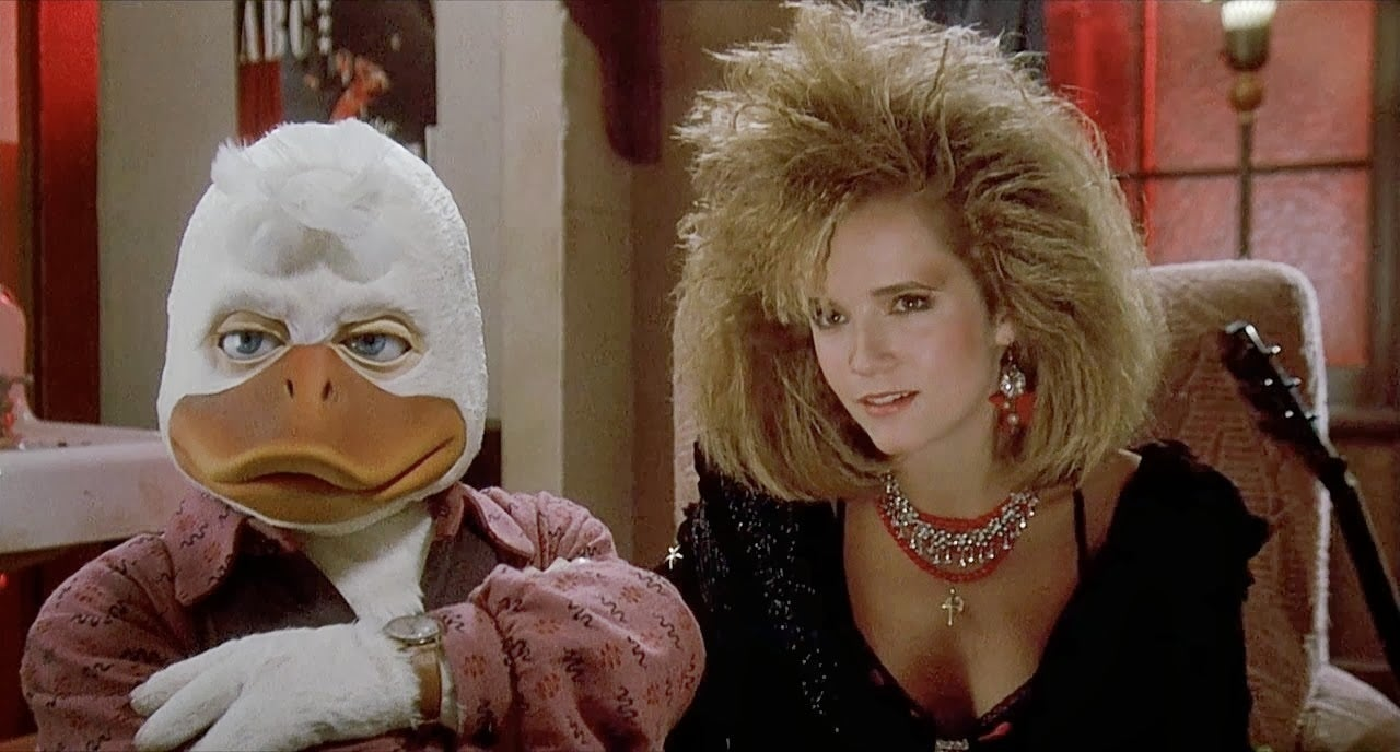 Howard the Duck and Back to the Future's Lea Thompson Joins Dancing With the Stars Cast
