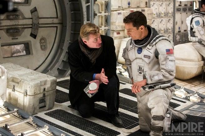 Interstellar: Six New Photos Released