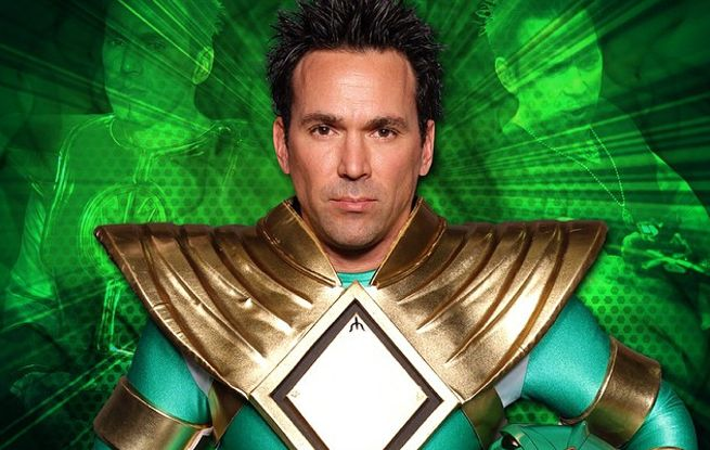 jason david frank at pensacon
