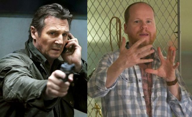Liam Neeson To Star In Joss Whedon-Written Action Thriller, Suspension