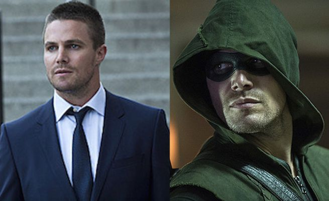 Oliver Queen Arrow