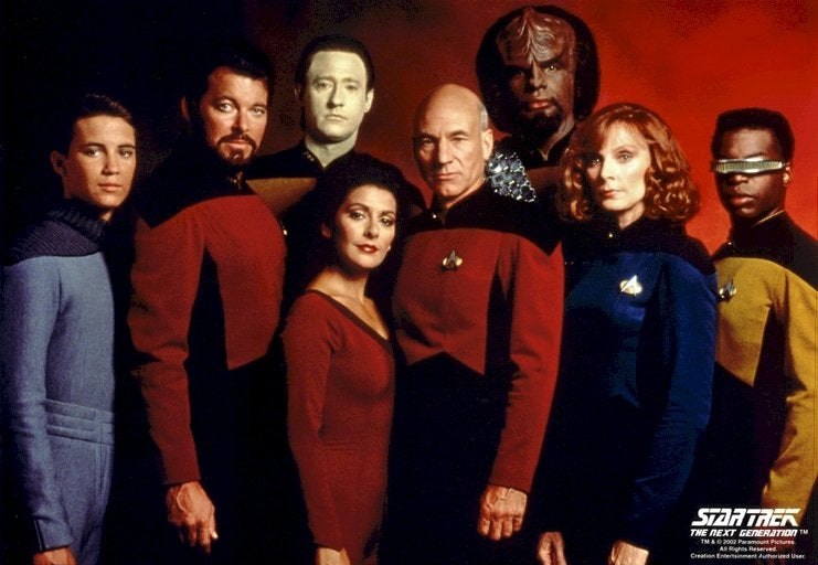 Ten Out Of This World TV Shows From The 1980s - Neatorama