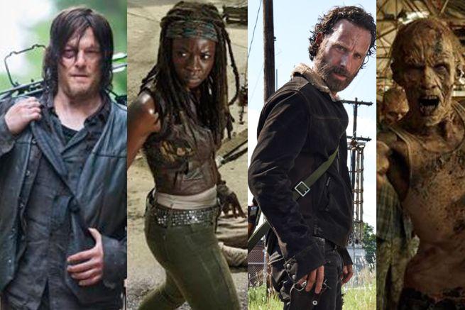 The Walking Dead Season 5 Episode Guide
