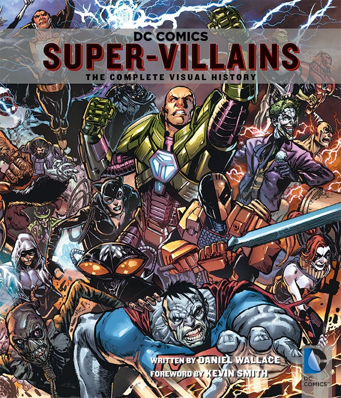 dc Comics Super Villains