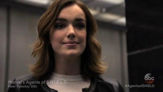 Agents Of S.H.I.E.L.D. Episode 3 Clip Reveals Simmons Is ...