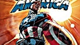 All-New Captain America 1 Cover top