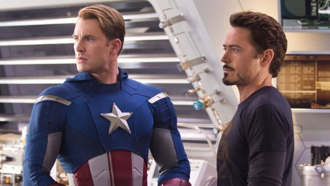 Robert Downey, Jr. Joins Captain America 3