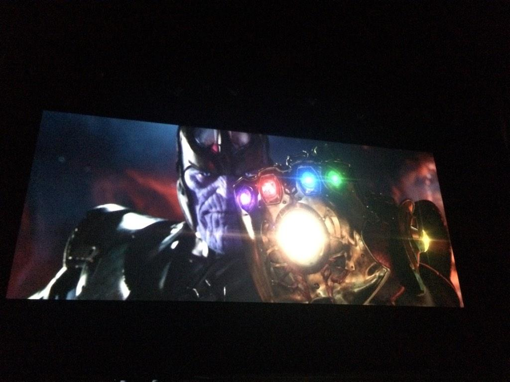 Avengers: Infinity War Teaser From Marvel Studios Event