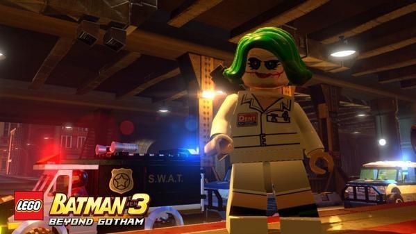 """Heath Ledger Joker Nurse The """"Nurse Joker&..."""