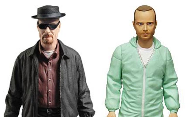 Breaking Bad Action Figure Sales Skyrocket In Collector Market, As Aaron Paul Fights Toys R' Us Ban