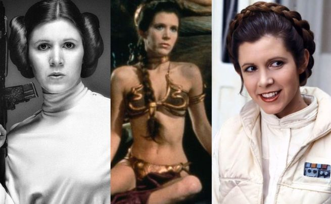 Star Wars' Carrie Fisher Turns 58 Years Old Today