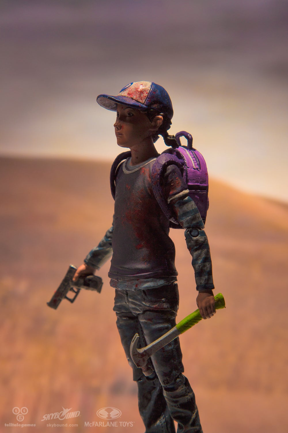 clementine premium hentai   The Walking Dead Clementine Figure