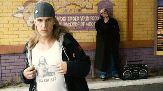 Himself will reprise their roles as jay and silent bob for clerks 3