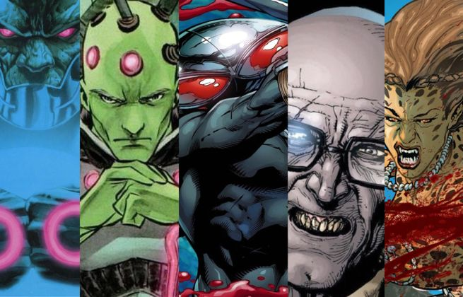 10 Must See Villains In DC Comics Movies