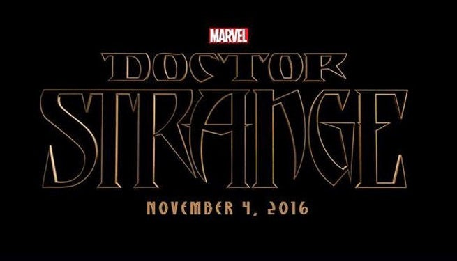 Franchise Marvel/Disney #3 - Page 3 Doctor-strange-movie-logo-official-110957