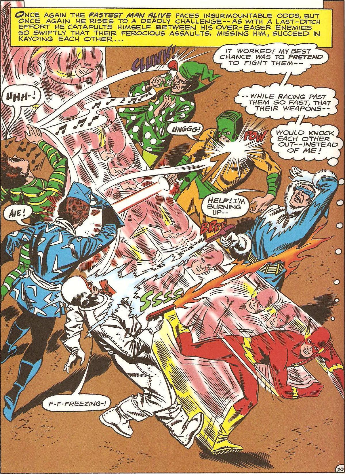 10 Essential Barry Allen Flash Stories
