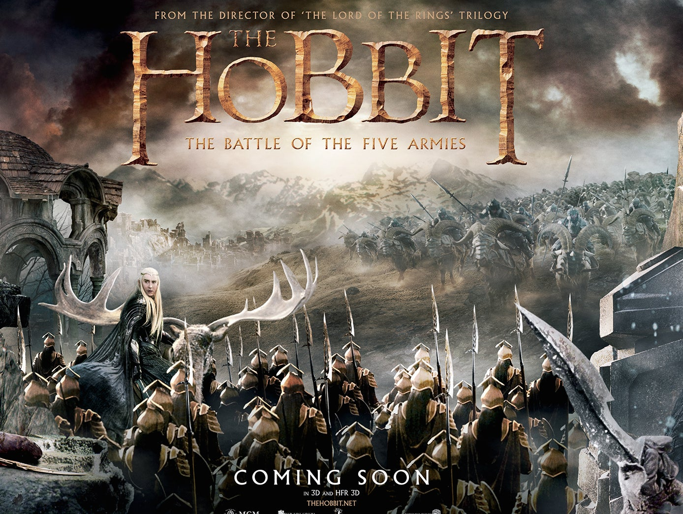 The Ace of Geeks: The Final Hobbit: The Battle of Five ... Orlando Bloom Imdb