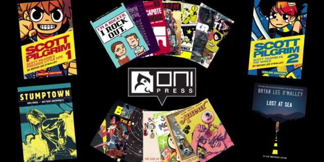 Humble Oni Comics Bundle