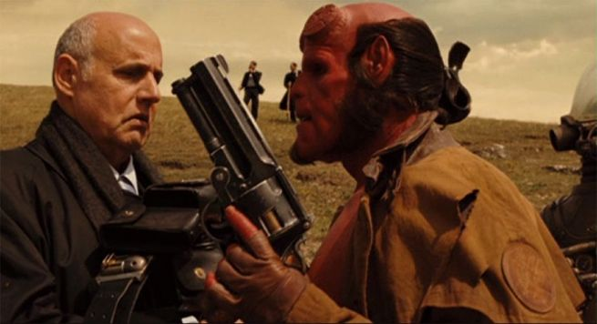 Jeffrey Tambor Says There Is Talk Of A Hellboy 3