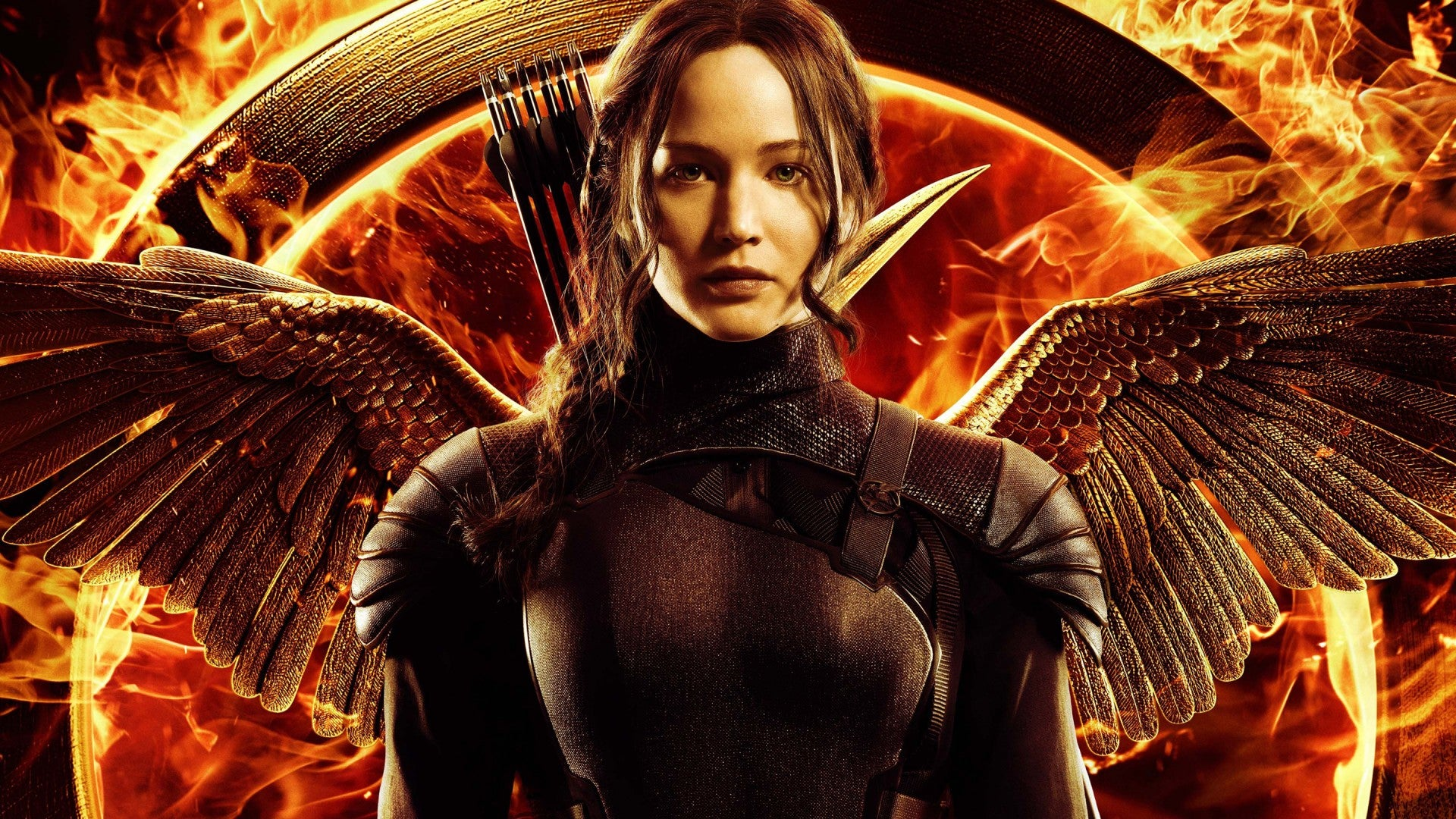 Jennifer Lawrence's Hanging Tree Dance Remix Released