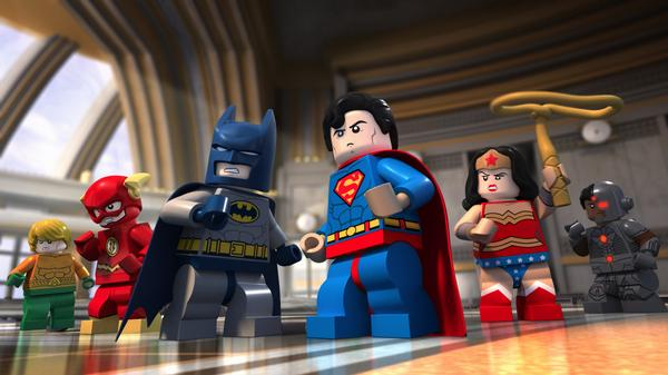 Lego DC Comics: Batman Be-Leaguered Debuts on Cartoon Network October 27
