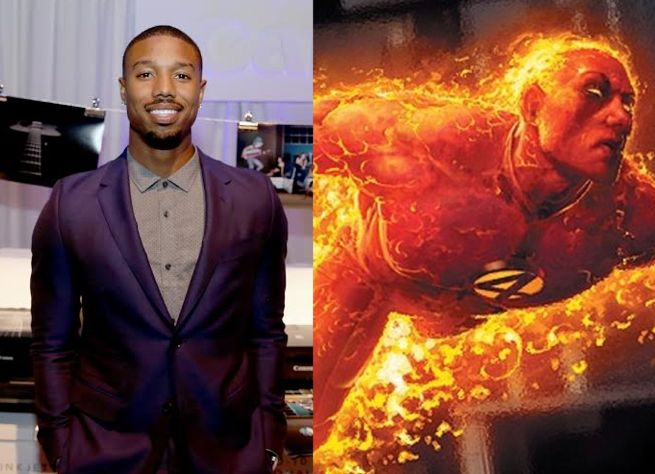 HUMAN TORCH FLAMER 4 GAYS | National Enquirer
