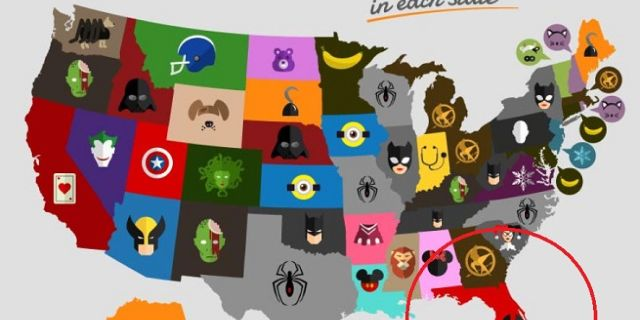 Deadpool Among the Most-Googled Halloween Costumes