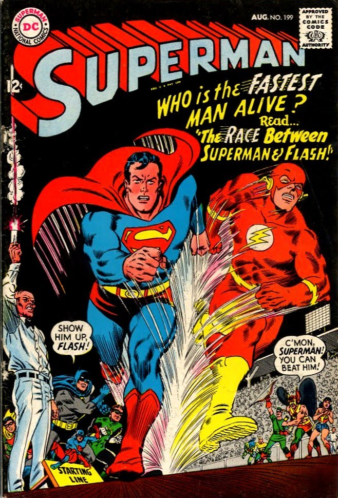 Vintage Comic Book Cover : Essential barry allen flash stories