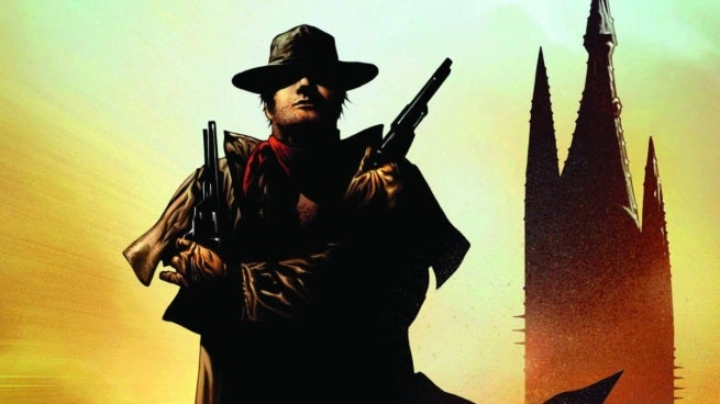 """Stephen King Updates Status Of Dark Tower Film: """"Sooner Or Later, It'll Show Up."""""""