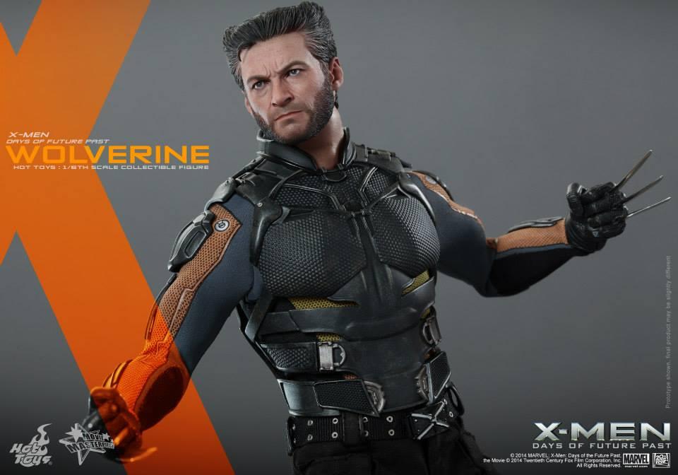 Wolverine X Men Days Of Future Past Costume