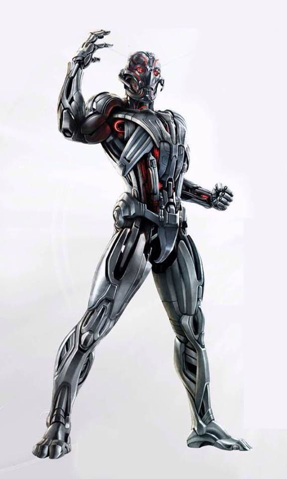 Avengers: Age Of Ultron Concept Art Reveals Full Body Shot ...